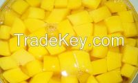 Canned Yellow Peach diced