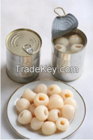 2015 crop canned lychee/litchi