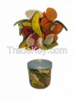 vegetable and fruit chips