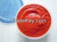 fresh tomato sauce in glass bottle 1300g