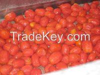 Canned Peeled Tomato 400g