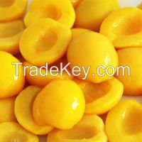 canned yellow peach 850g