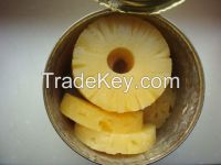 canned pineapple slice 567g