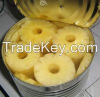 canned pineapple slice 3005g