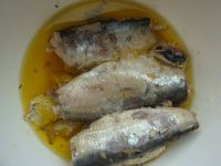 Canned Sardines (Oil 125g)