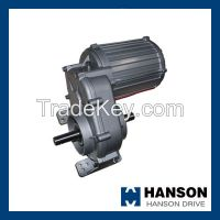 CNUMC Wheel Drive Gearbox 50/1 ratio for farm irrigation system