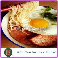 quick cooking instant noodles