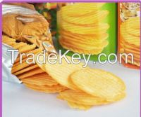108g fried Potato chips