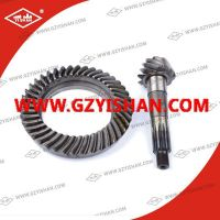 TFR54 PINION & CROWN 41-9 FOR ISUZU 8-20950871-PT(8209508710)