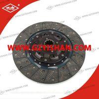 FTR 6BG1 CLUTCH DISC 10*325MM FOR ISUZU 1-31240910-ST(1312409100)