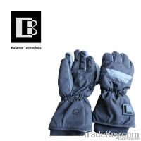 Heating gloves