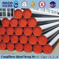 ASTM A106/A53 GR.B Hot Rolled Carbon Seamless Steel Pipe Manufacturer/