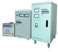 SVC Series Servo-Type Voltage Stabilizer or Regulator SVC-0.5/1/1.5/2/3/5/7.5/10/15/20/30/45/60kVA