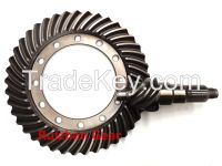 crown wheel and pinion