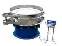 Ultrasonic vibrating screen separator and filter machine