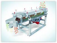 Linear Vibrating Screen and particle classifier and separator
