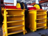 PE Jaw crusher using in rock crusher and stone crusher sand making process  1.China Manufacture.  2.Extremely reliable.  3.Easy maintaining    4.High efficiency.   Jaw Crusher Features: Jaw crusher is easy to install, operate and maintain. As per feedback