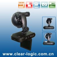 """2.4"""" LCD Car DVR Car Black Box"""