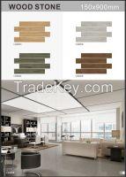 Wood Stone Porcelain Tiles