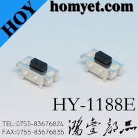 Tact Switch with 7*3.5*3.5mm 2 Pin Registration Mast Square Button