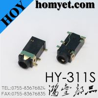 3.5mm Audio Jack/Phone Jack with SMD Type (Hy-311S)
