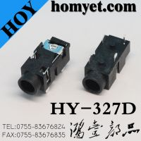 High Quality 3.5mm Socket/Phone Jack (HY-327D)
