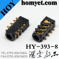 China Manufacturer 3.5mm Phone Jack / Phone Socket (HY-393)