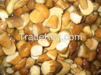 brined boletus edulis mushroom