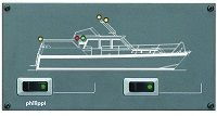 Marine boat yacht switch boards and panels