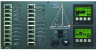 Marine switch panels switch boards