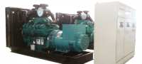 Genset Parallel Synchronization