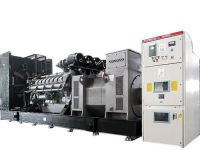 Diesel Genset High Voltage