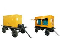 Diesel Genset Mobile Unit