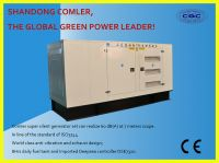 Super Silent Diesel Generator Set Powered By Perkins Engine