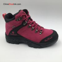 Men Leather Hiking Boots