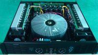 Professional Audio Power Amplifier CA Series