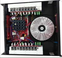 professional audio power amplifier LA