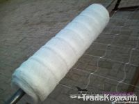 PP plastic extruded stretched net plant climbing support