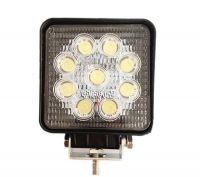 27W Square LED work light off-road lights project lamp