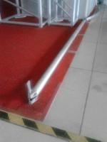 Rhea frame (X grid) bar