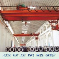 CE Approved Electrcic Single/Double Girder Overhead Crane