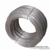 Titanium wire, The wire of titanium
