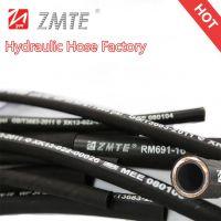 High Pressure Steel Wire Spiraled Hydraulic Hose SAE 100R15
