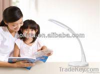 Folding and touching led desk lamp