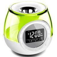 7 Color Natural Sound Aroma Diffuser alarm Clock