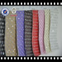 New Style PU Punching Leather S1201
