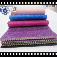 New Style Glitter PU Leather