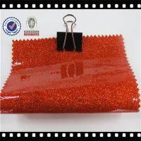 New Style Glitter PVC Leather