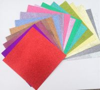 Made In China Glitter Paper