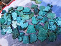 Turquoise Jewelry Raw Materials